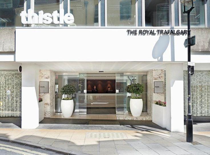 Thistle Trafalgar Square The Royal London England Hotel Reviews