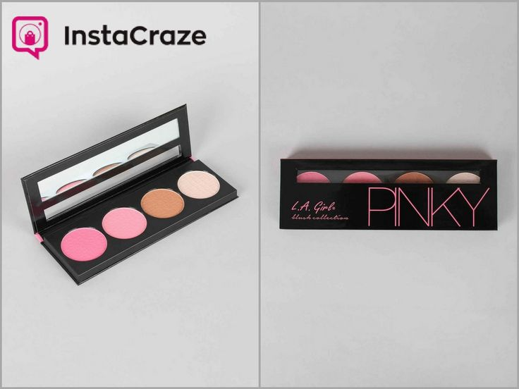 Our ULTRA #Blush & #Contour palette is perfect for highlighting and contouring. Price: $17.23  Brand: L.A. Girl  #makeup #accessories #cosmetics