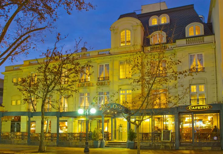 Hotel Boutique Orly Santiago