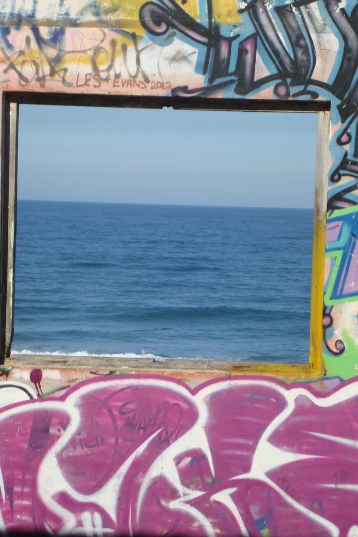 Interactive graffiti wall uk - Haunted House On The North Coast Of Kwa Zulu Natal In South Africa With Its Graffiti