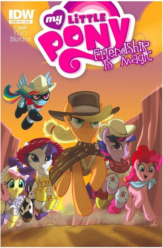 124 best MLP:Friendship is Magic Comic Books images on Pinterest ...