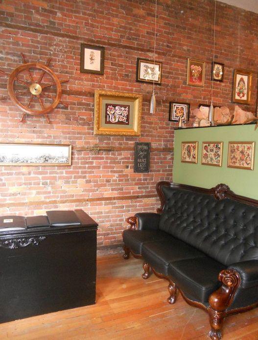 Gastown Tattoo Parlour, Canada