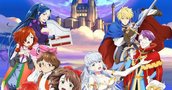 Lost Song Anime Gets New Project Lost Song Anime Sailor Moon Art