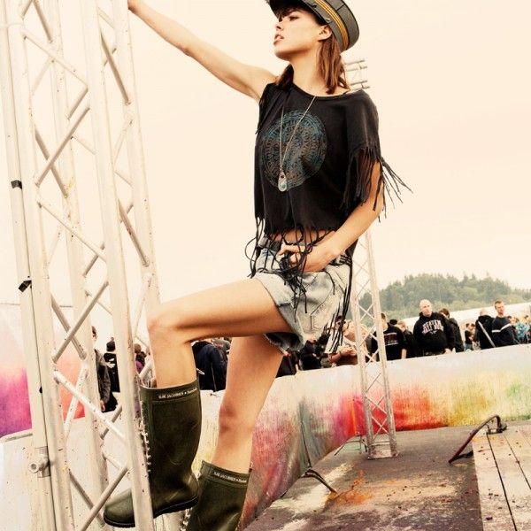Zalando's Festival fashion