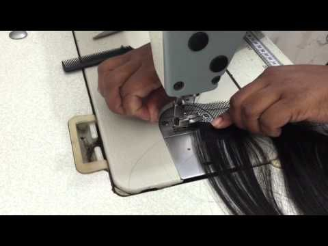 Como Tecer Cabelo Manualmente Tear Improvisado Mega Hair Alongamento. How To Weave Hair Manually. - YouTube