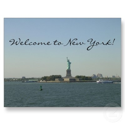 One day I will visit New York-