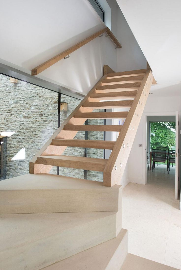 Best 492 Best Modern Wooden Stairs Images On Pinterest Stairs 400 x 300