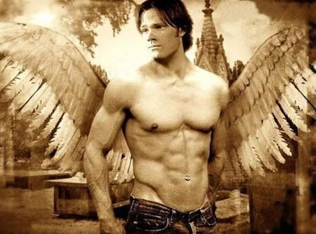 Male Angel <3