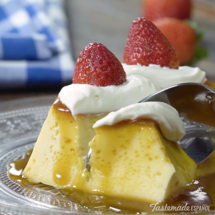 If you're a fan of flan, you'll love this ridiculously rich and creamy custard dessert.