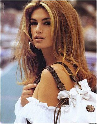 cindy crawford hairstyles | hair colors | Pinterest ...