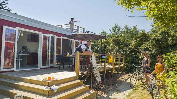 Pour des locations de vacances, le camping Yelloh Village La Plage est idéal. #camping #yellohvillage #yellohlaplage #locationcamping #location
