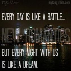 Taylor Swift 1989 Lyrics - New Romantics
