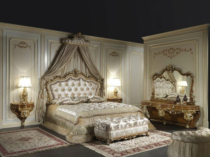 17 meilleures id es propos de chambre baroque sur for Chambre style baroque