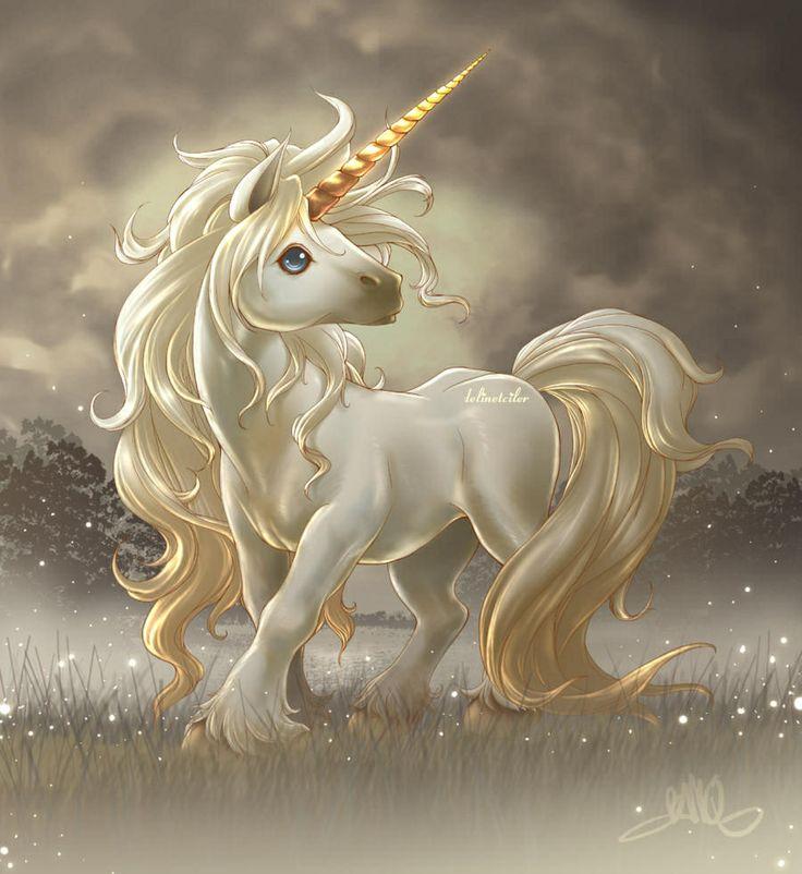 Starting to put together my unicorn tattoo!!!