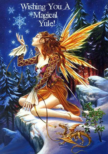 Create a Pagan Winter Solstice framework for the entire holidays season - understand that Christmas Eve and Christmas, New Year's Eve and New Year's Day have their origins in Winter Solstice celebrations of a variety of Pagan cultures through the ages.