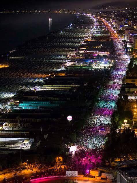 Notte Rosa 2015: RIMINI