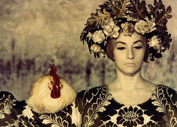 The Color of Pomegranates by Sergei Parajanov, 1968