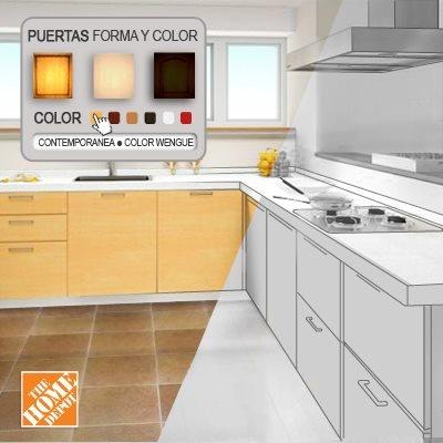 disea tu cocina y crea la mejor combinacin con nuestro diseador virtual