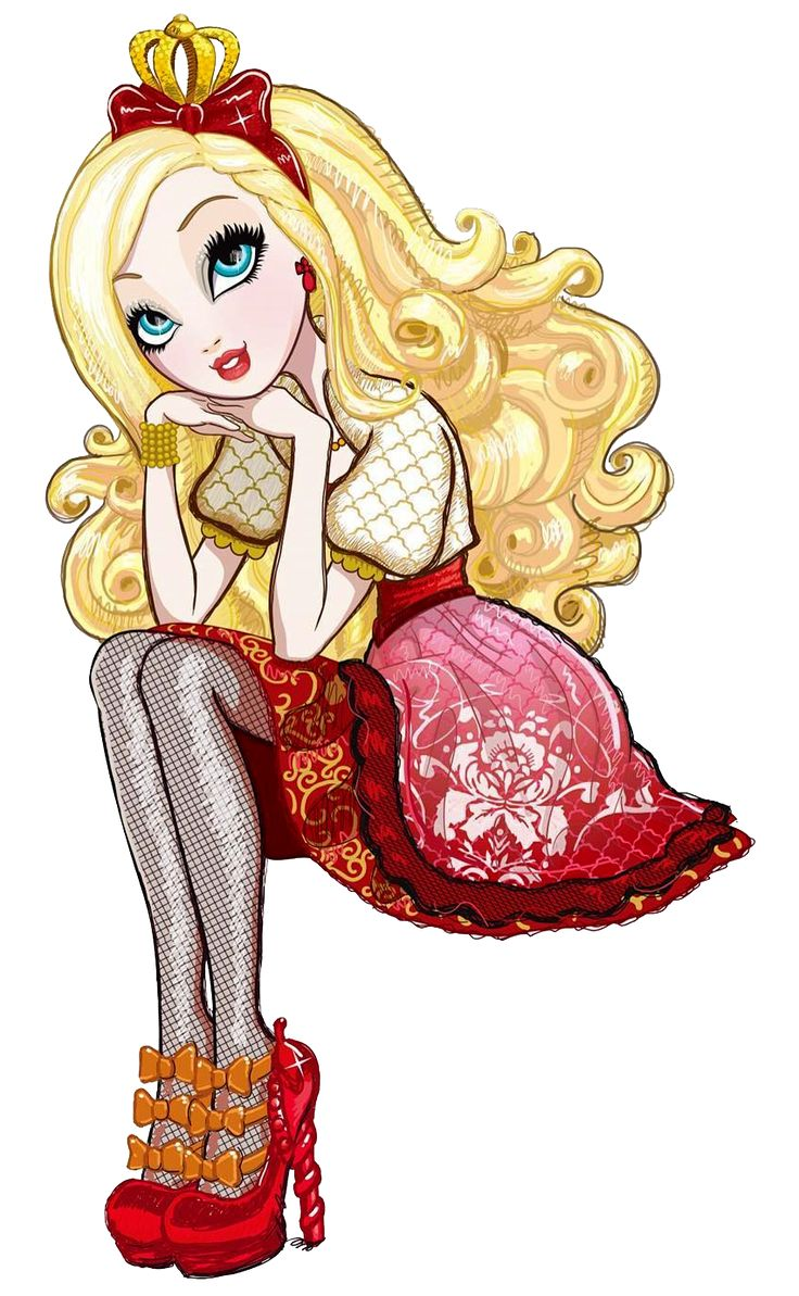 This is a picture of Stupendous Picture of Ever After High