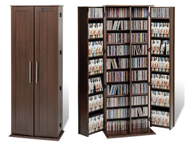 dvd bookcase with doors   Door Designs Plans - Best 25+ Dvd Bookcase Ideas On Pinterest Dvd Storage, Movie