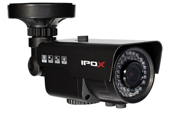 Kamera IPOX VI600E | Kamery tubowe ----------------------- Sony Effio-E 650/700TVL  #cctv #camera #ipox