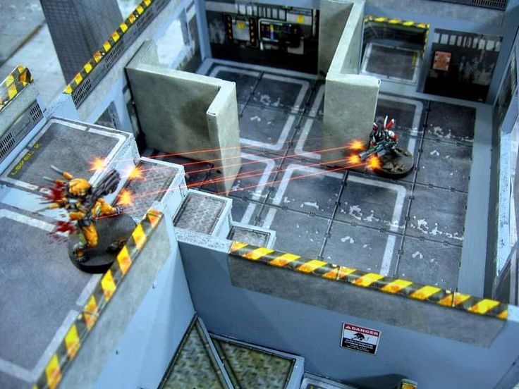 Magnet-Cubes from Hell!!! (Yeah!!!) - Arcologies - Infinity: the Game Community