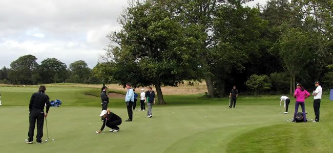 With the gb putting academy team you will have specific drills and advice to help your players.    Instead of just standing on the green hitting putt after putt with no intent it just gets boring and lacking in achievable aims.    A gb putting academy coach is the premier putting coach.