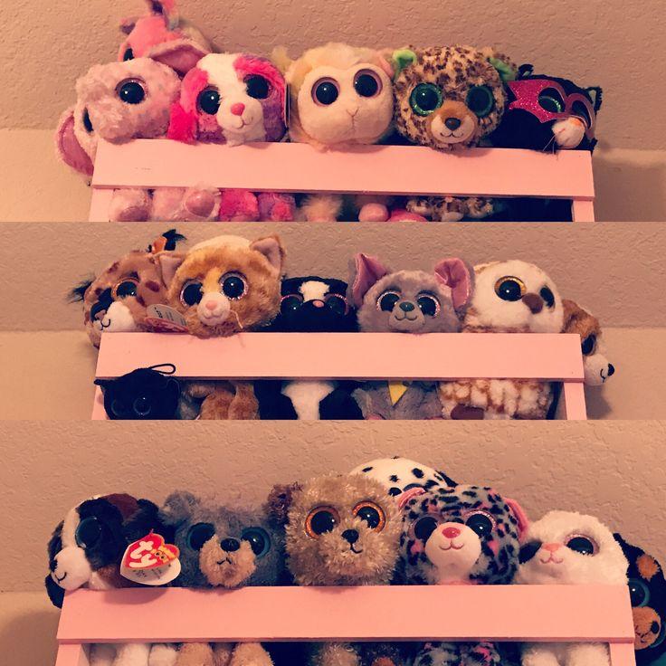 Beanie Boos Storage, Toy Rooms