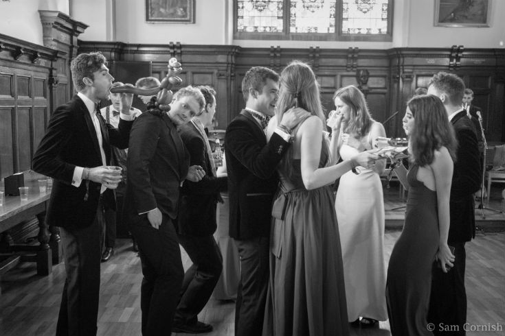 The 2016 University College Ball - Image courtesy of and © Sam Cornish