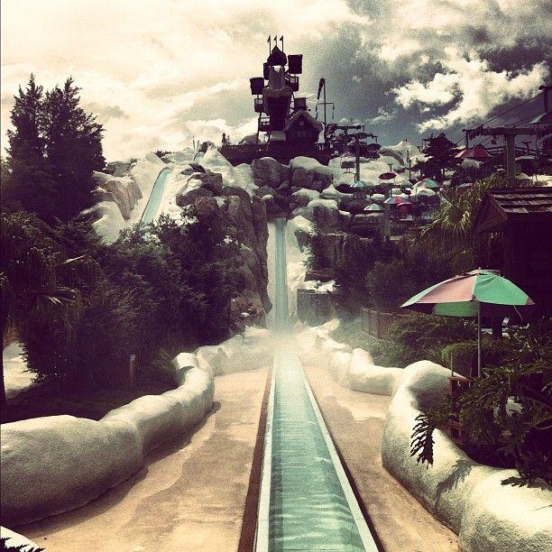 Disney's Blizzard Beach Water Park #Travel #Summer #J1 http://travelbuglimited.ie/