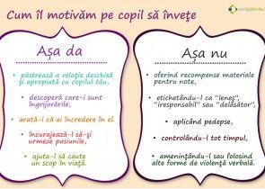 Motivatie intrinseca pentru invatare