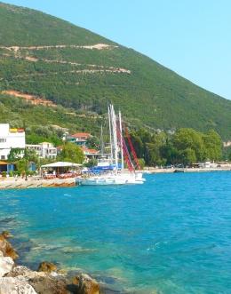 Vassiliki Lefkas vakantie Griekenland