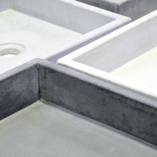 Looking for a bench or dining table with a concrete top? Mention it when you request a quote, and we'll team up with @concretestudioaustralia to make your project go as smoothly as one of their spill-proof table tops. Pic: Concrete sinks in their Fremantle showroom. . . . . . #shopindustriale #beaufortstreet #inglewoodperth #inglewoodonbeaufort #perthfurnituredesign #minimalistfurniture #industrialmaterials #concretestudio #perthinteriordesign #perthinteriorstylist #perthinteriordesigner ...