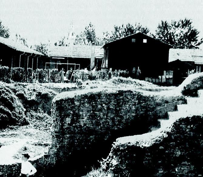 Rimini. Ceis: nel villaggio dei bambini fra storia, baracche e ruderi
