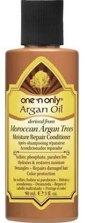 ONE N ONLY ARGAN OIL MOISTURE REPAIR CONDITIONER 3 OZ