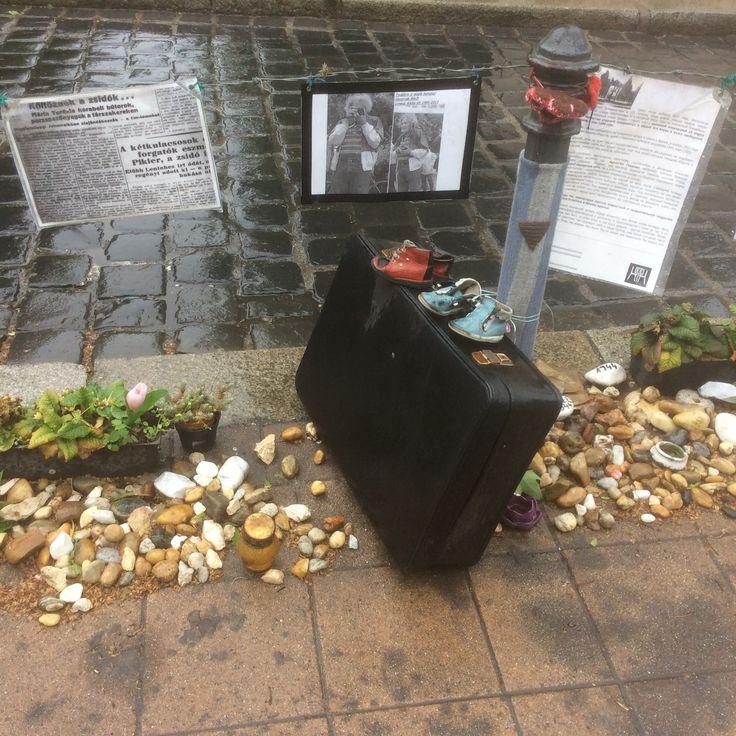 Budapest WW II memorial