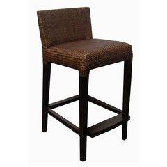 Park Bar Stool #furniture #barstool #interiordesign #woodenbase #canewoven