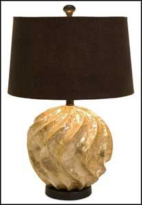 Gorgeous dining table lamp  battery operated for areas where there is no electricity