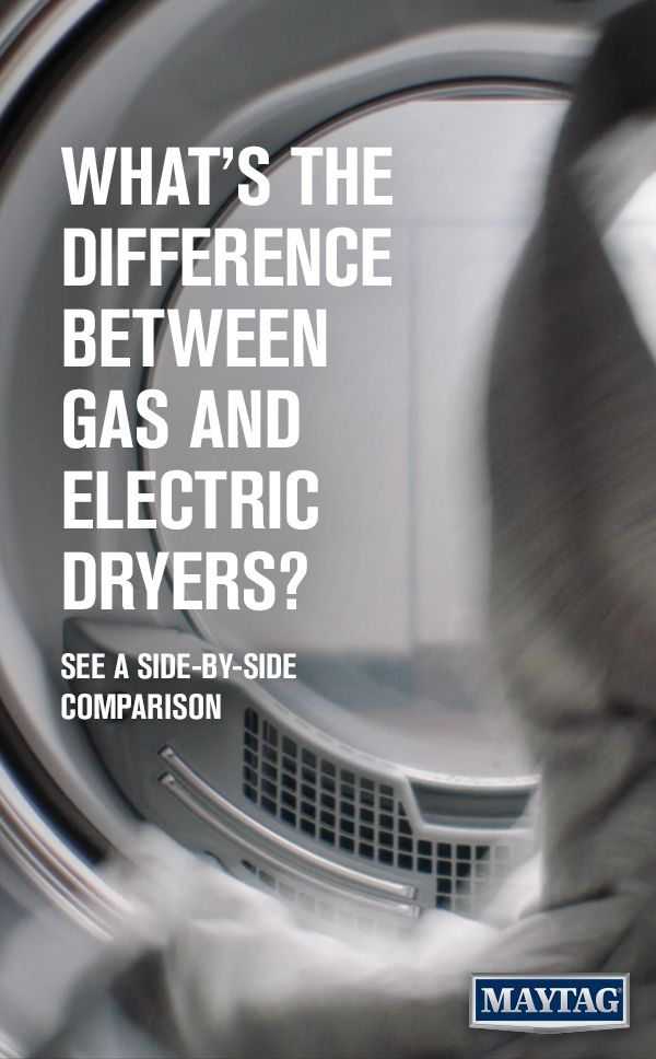Learn Everything You Need To Know About Electric Dryers And Gas