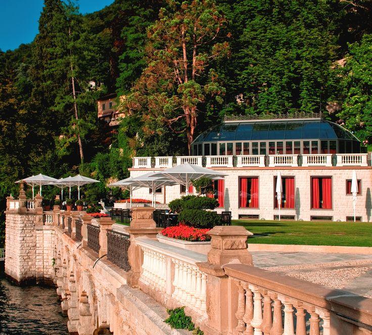 External view of Orangerie Restaurant