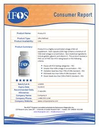 ifos consumer reports for fish oil health pinterest