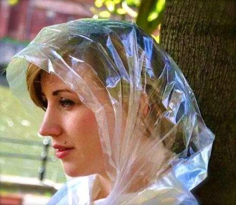 pluie bonnet rain bonnets rain hoods and rain capes pinterest rain bonnet rain cape. Black Bedroom Furniture Sets. Home Design Ideas