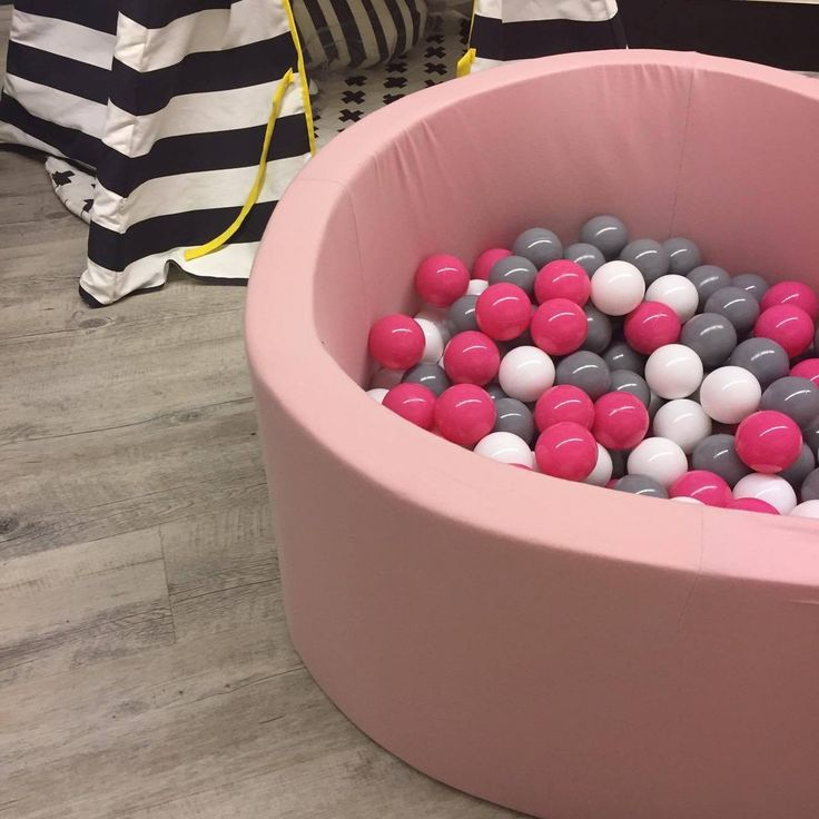Misioo Ball pit lichtroze