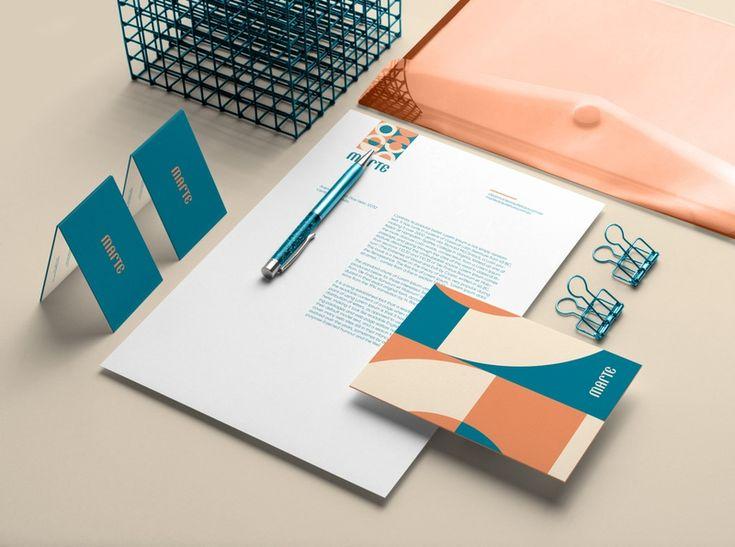 Stationery Branding Mockup Branding Mockups Stationery Branding Design Mockup Free