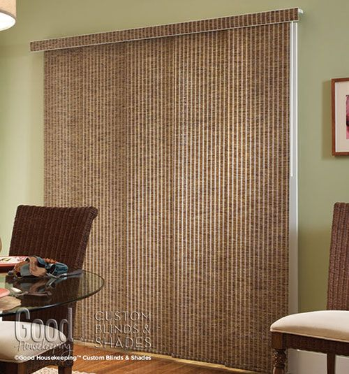 17 Best Images About Panel Track Blinds On Pinterest