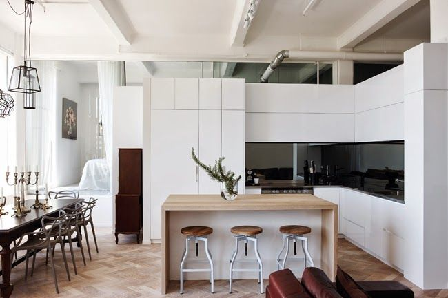 Fancy Design Blog This Auckland Inner City Apartment In An Historic Building From Fancy