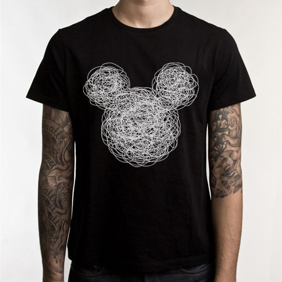 Mickey Mouse Oleh kalilol