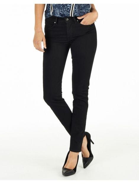 Ook deze mooie zwarte jeans van Levi's zijn nu in de uitverkoop! Je vindt deze broek nu voor de helft van de prijs via Aldoor #mode #vrouwen #dames #broek #jeans #trousers #black #women #fashion #sale