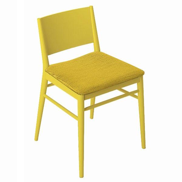 silla de madera nrdica tracy para hostelera