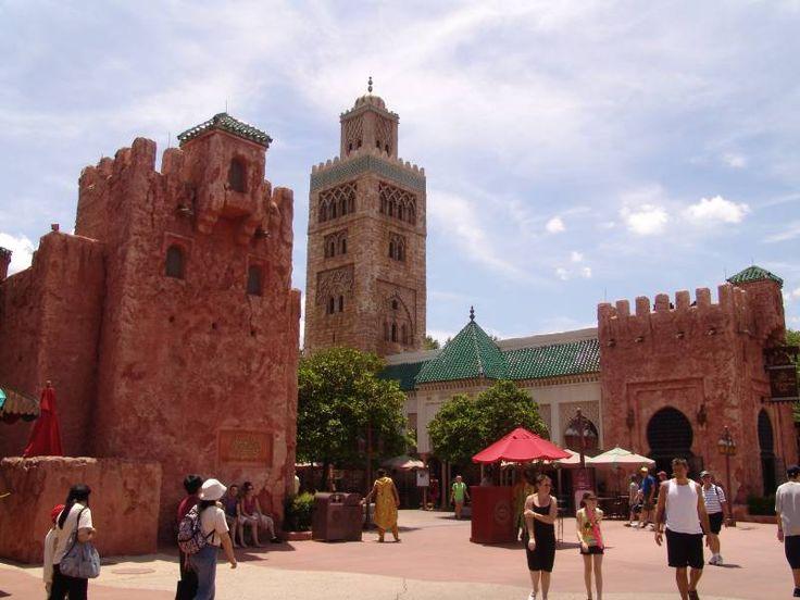 Morocco - Epcot World Showcase